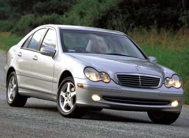 Mercedes-Benz C-Class Used Car Buyer's Guide: 2001 – 2007