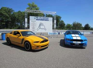 2013 Ford Mustang - We Hit The Track In Each And Every Model From V6 to Boss To Shelby GT500