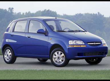 Chevrolet Aveo Used Car Buyer's Guide: Intro