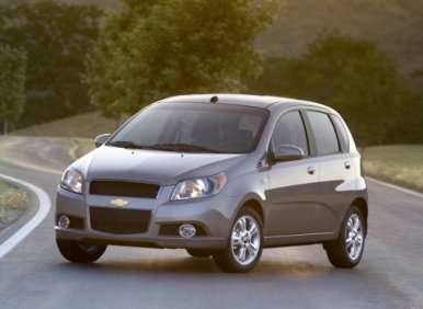 chevrolet aveo used car buyer s guide. Black Bedroom Furniture Sets. Home Design Ideas