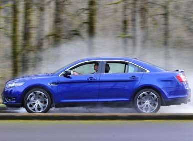 Road Test and Review - 2013 Ford Taurus SHO