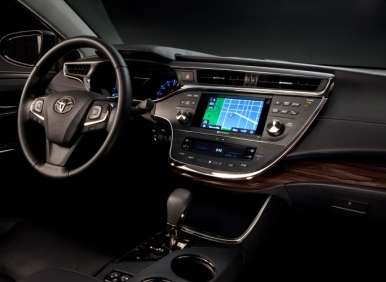 Performance: 2013 Toyota Avalon