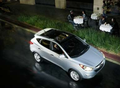 More Standard Features Added to 2013 Hyundai Tucson Lineup