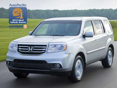Best of the Best Comparison Road Test: 2012 Honda Pilot Touring vs. 2012 Chevy Traverse LTZ
