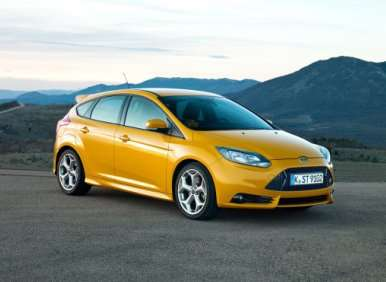10 Things You Need To Know About The 2013 Ford Focus ST