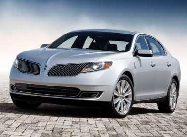 2013 Lincoln MKS EcoBoost: Introduction