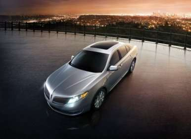 03.  The 2013 Lincoln MKS Comes With A Pair Of Revised Engine Options