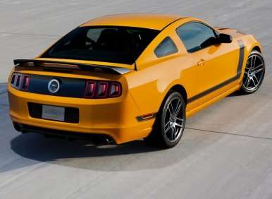 Rafflemania: $10 Tickets for a 2013 Ford Mustang Boss 302 Laguna Seca