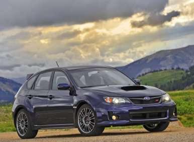 Higgins Pilots Subaru WRX STI to 2012 Rally America Championship