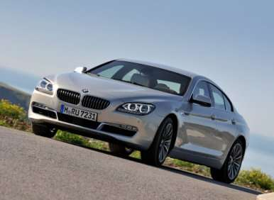 08.  The 2013 BMW 6 Series Gran Coupe Will Gain An M Edition