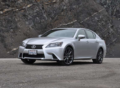 2013 Lexus GS 350 F Sport Review