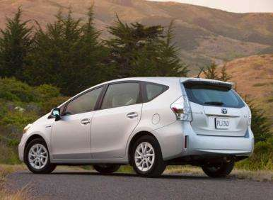 Safety: 2013 Ford C-Max Hybrid vs. 2012 Toyota Prius V