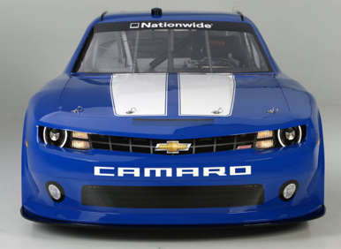 Chevrolet Camaro Heading for NASCAR Nationwide Series