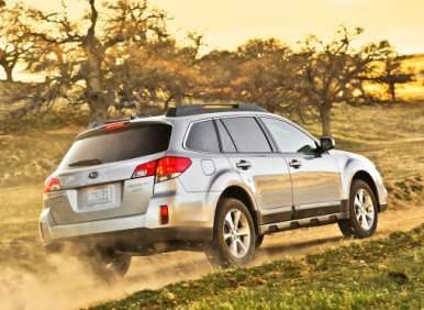 Safety: 2013 Subaru Outback