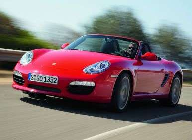 Top Ten Best Used Sports Cars: Porsche Boxster/Cayman
