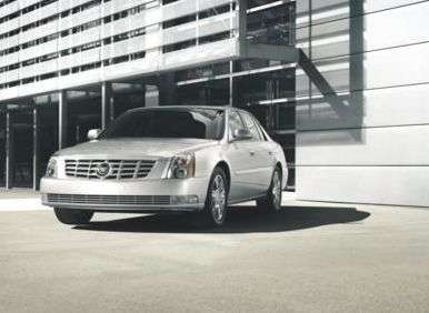 Top Ten Best Used Luxury Cars: Cadillac DTS