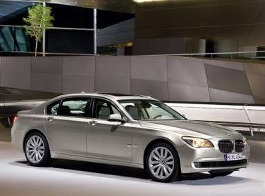 Top Ten Best Used Luxury Cars: BMW 7 Series