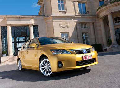 The Best Affordable Luxury Cars For 2012