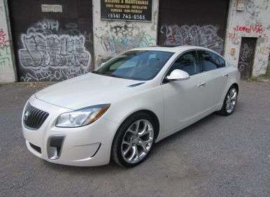 2012 Buick Regal GS: Introduction