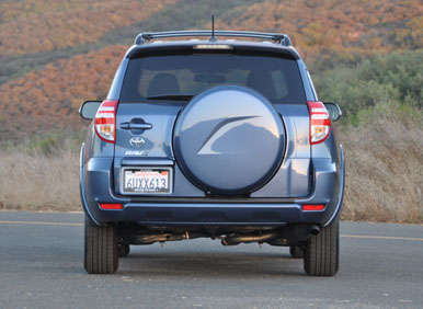2012 Toyota RAV4 Review: Final Thoughts