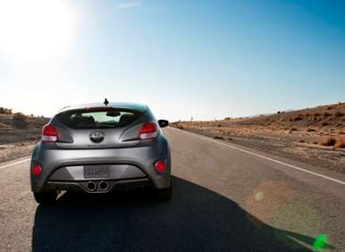2013 Hyundai Veloster Turbo Will Start under $22K