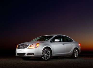 2012 Buick Verano: Introduction