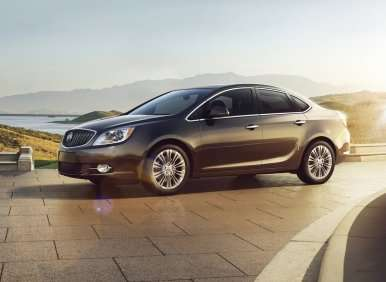 Sales Outlook: 2012 Buick Verano