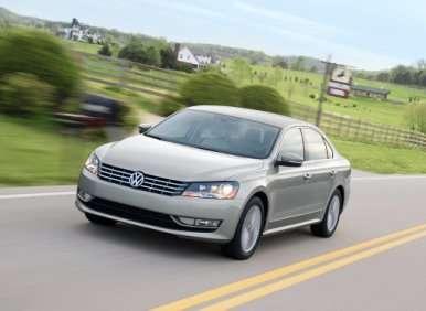 2012 VW Passat TDI: One Tank of Fuel and 1,626 Miles