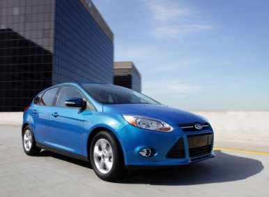 Ford Focus Leads the Way (Down) for U.S. Small-Car Sales