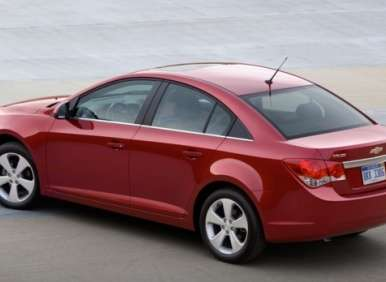 Recall Roll Call: Bad News for the Chevy Cruze