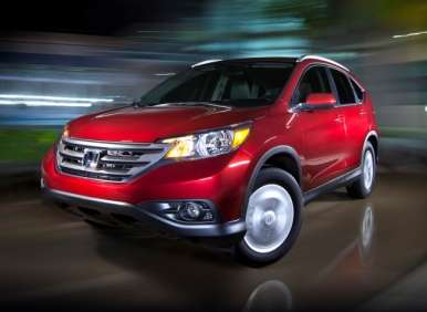 Comparison Cross Shop and Road Test: The 2012 Honda CR-V vs. Five of Its Most Capable Rivals