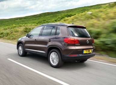 What We Love About the 2012 VW Tiguan