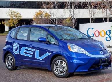 Honda Fit EV Scores Highest EPA Mark Ever