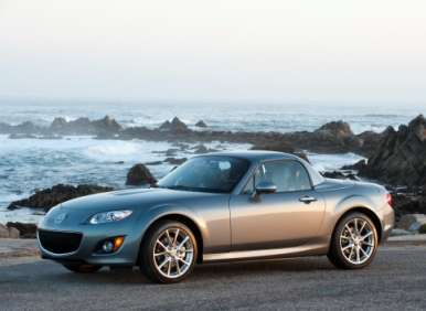 Top Ten Best Used Sports Cars: Mazda Miata (MX-5)
