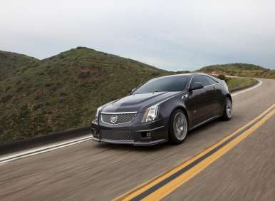 10 Things You Need To Know About The 2012 Cadillac CTS-V