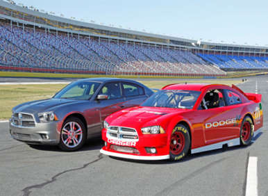 Dodge Backing Out of NASCAR After 2012