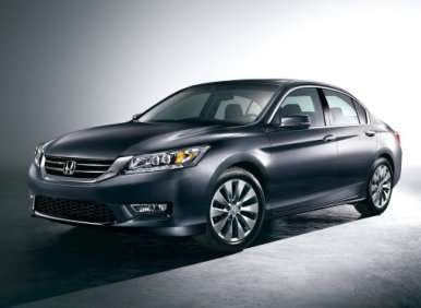 First Look: 2013 Honda Accord