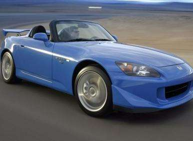 Top Ten Best Used Sports Cars: Honda S2000