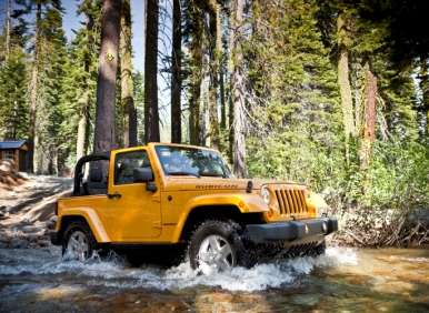 Cool Cheap Cars - 06.  Used Jeep Wrangler