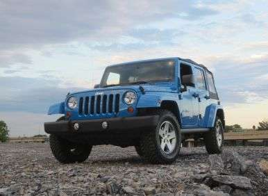 2012 Jeep Wrangler Unlimited Rubicon: Introduction