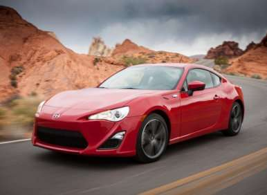 08.  The 2013 Scion FR-S Is Sold As The Toyota GT86 In Japan