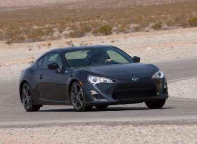 05.  The 2013 Scion FR-S Is Offered In A Single Trim Level