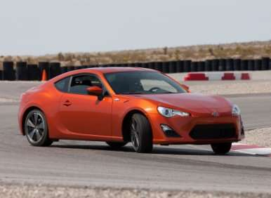 07.  The 2013 Scion FR-S Is Mechanically Identical To The Subaru BRZ