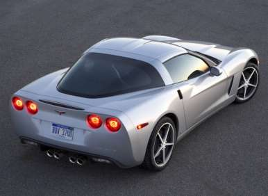 Top Ten Best Used Sports Cars: Chevrolet Corvette