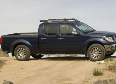 2012 Nissan Frontier Crew Cab PRO-4X: Introduction