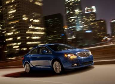 2013 Buick Verano Turbo Priced under $30,000