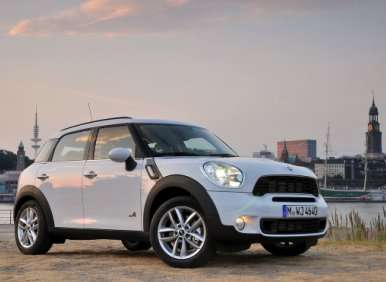 The 2012 Mini Cooper S Countryman with ALL4 Drive Road Test and Review