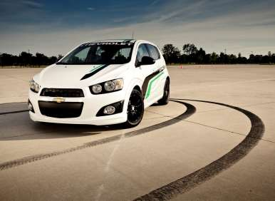 Chevrolet Partners With Klout to Award Three-Day Chevrolet Sonic Test Drives