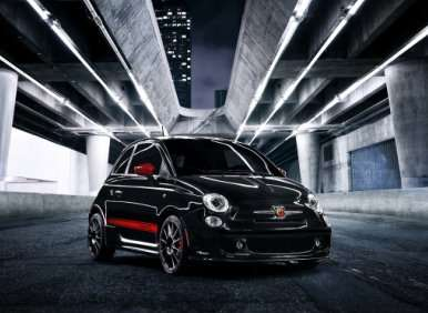 First Drive Review: The Winning Ways of the 2012 Fiat 500 Abarth