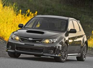 2012 Subaru WRX Hatchback Road Test and Review